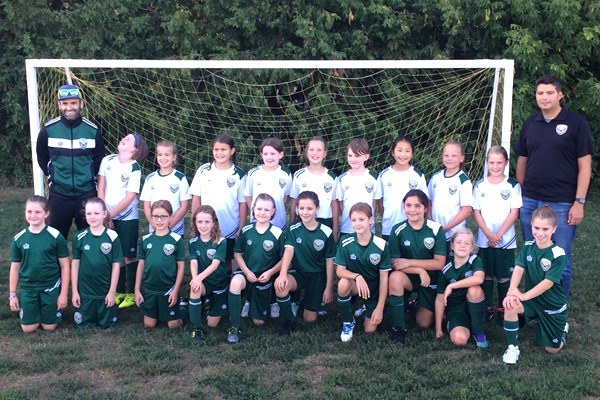 2019 U9 Girls Talons